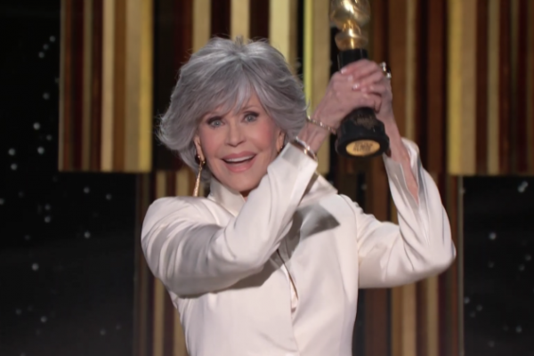 """Jane Fonda Calls for Hollywood to Be Leaders in Diversity: """"There's a Story We've Been Afraid to See and Hear"""""""