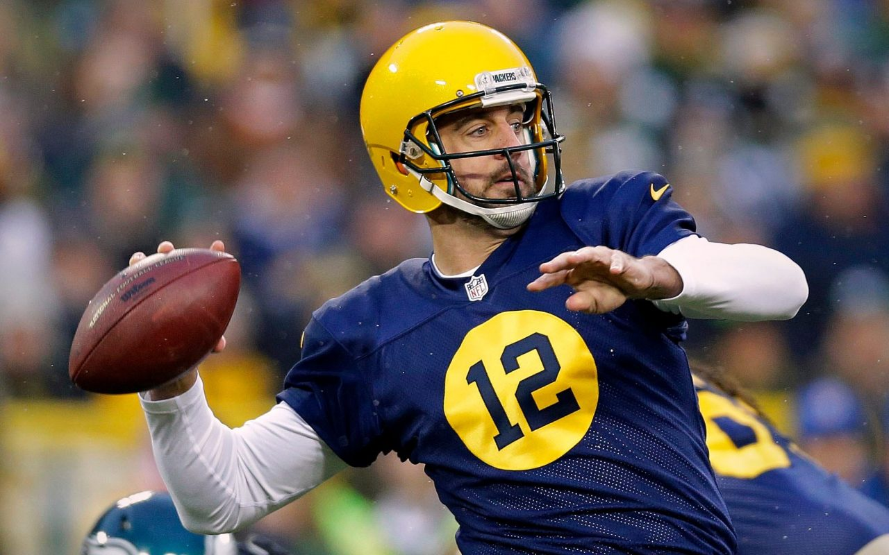 Broncos a probable trade destination for Aaron Rodgers as QB, Packers could split
