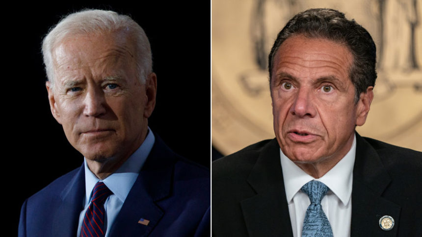 Biden Calls On New York Gov. Andrew Cuomo To Resign After Harassment Report